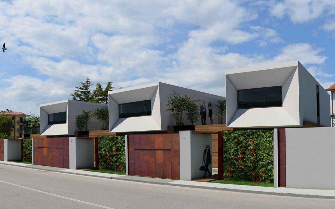 Modom – Villa a schiera