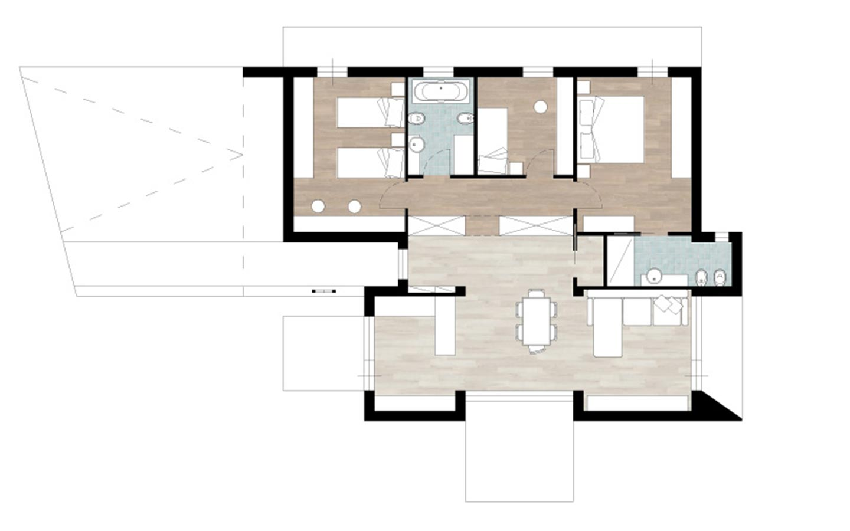 casa alfa modom