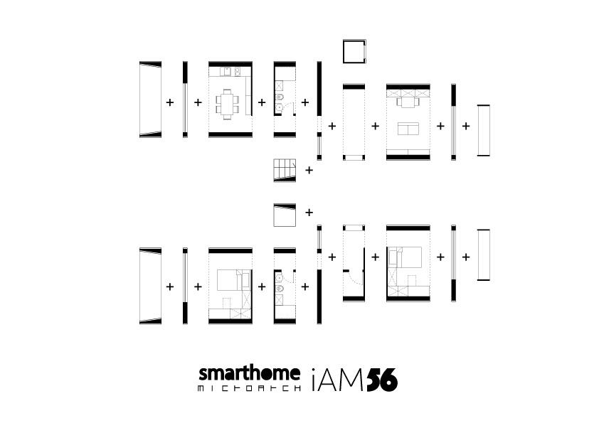 iam56 modom smarthome microarch