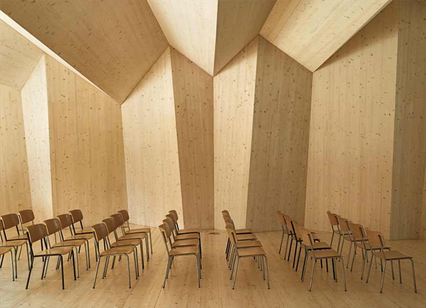 Rivestimenti di legno